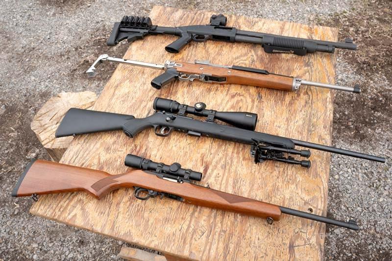 Ruger Mini-14 caronavirus comedy kill COVID-19 guns rifles