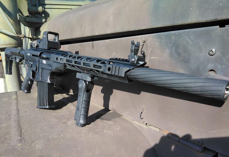 marc hampton prepper Armscor VR80 Tactical 12-gauge shotgun coronavirus covid-19 m35a2
