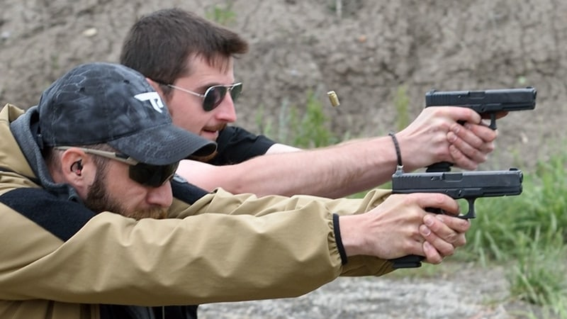 canada gun sales soar coronavirus covid-19 glock