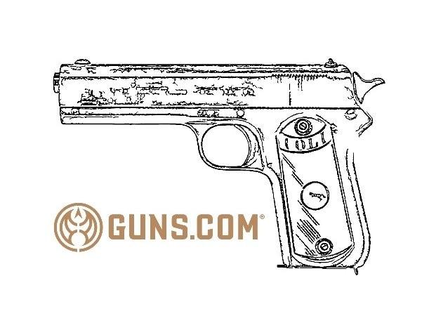 Colt 1903 Pocket Hammer