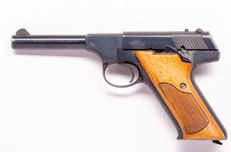 target pistol Colt Huntsman