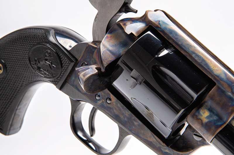 case hardened Colt Single Action Army
