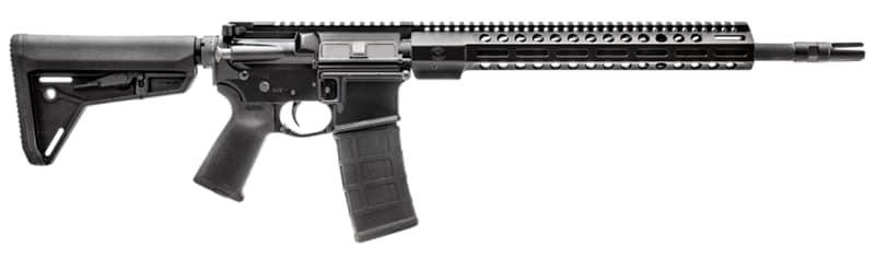 fn-15 ar-15 black rifle good quality
