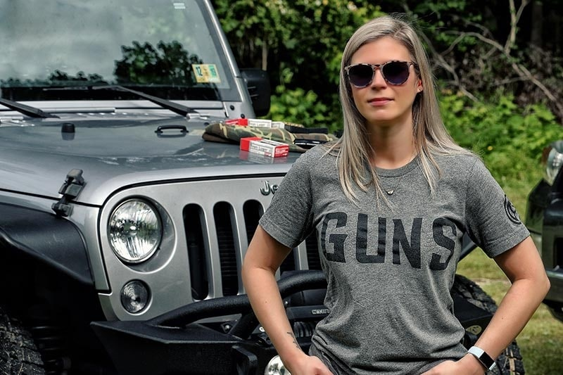 Guns Merch