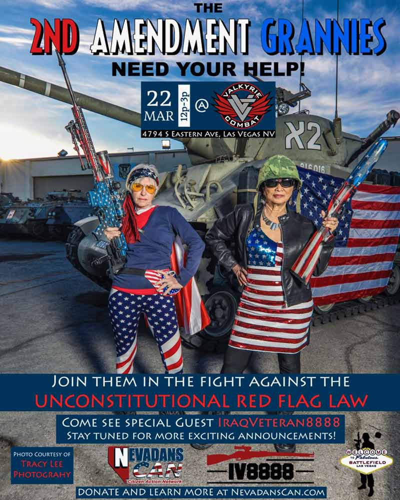 nevadanscan fight bill AB291 stop red flag law in nevada