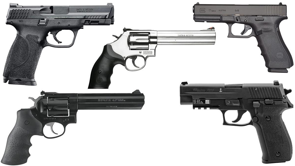Self Defense Handguns