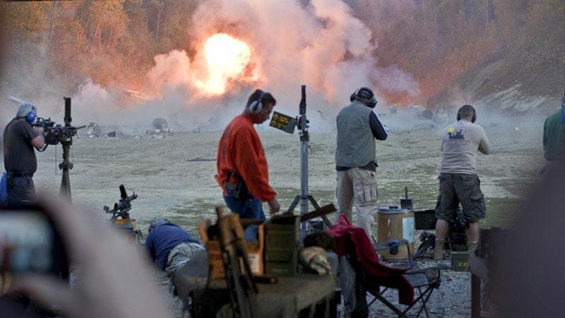 kentucky knob creek machine gun shoot caronavirus covid-19 cancel pandemic