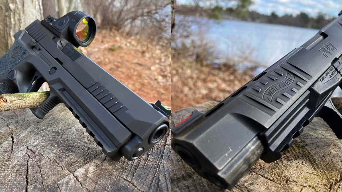 Walther vs Sig Pistols