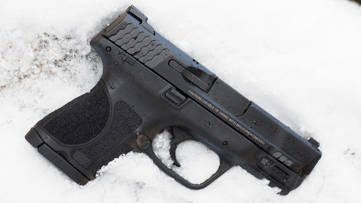 S&W M&P9 M2.0 Subcompact