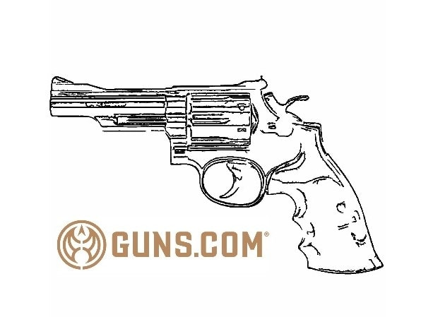 Smith and Wesson Model 19-4