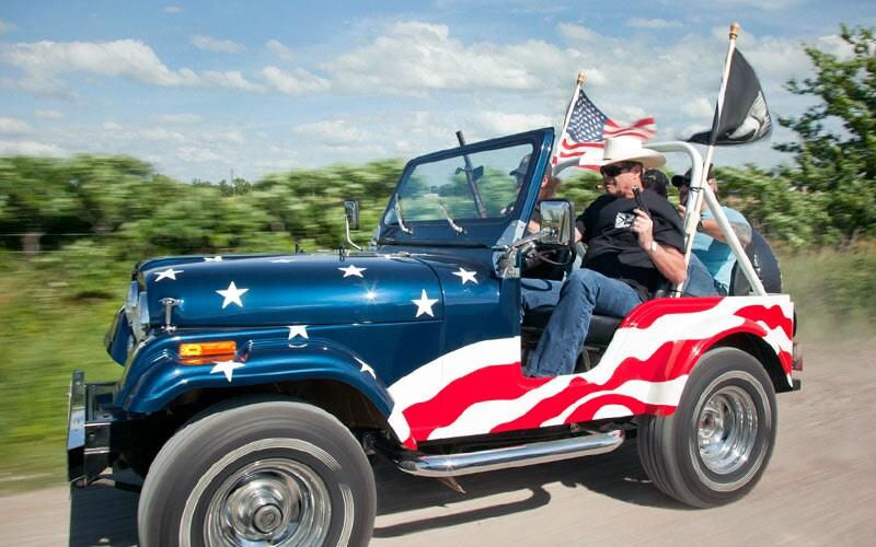 Second Amendment Screaming Vehicles