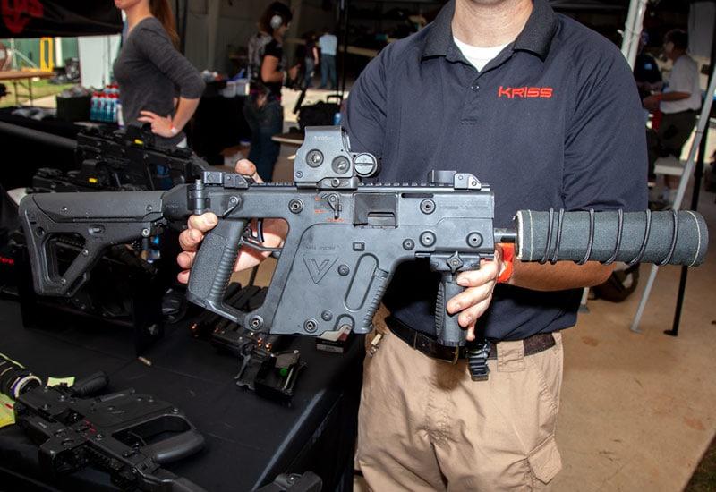 Gallery Select-Fire Guns Registered Destructive Devices