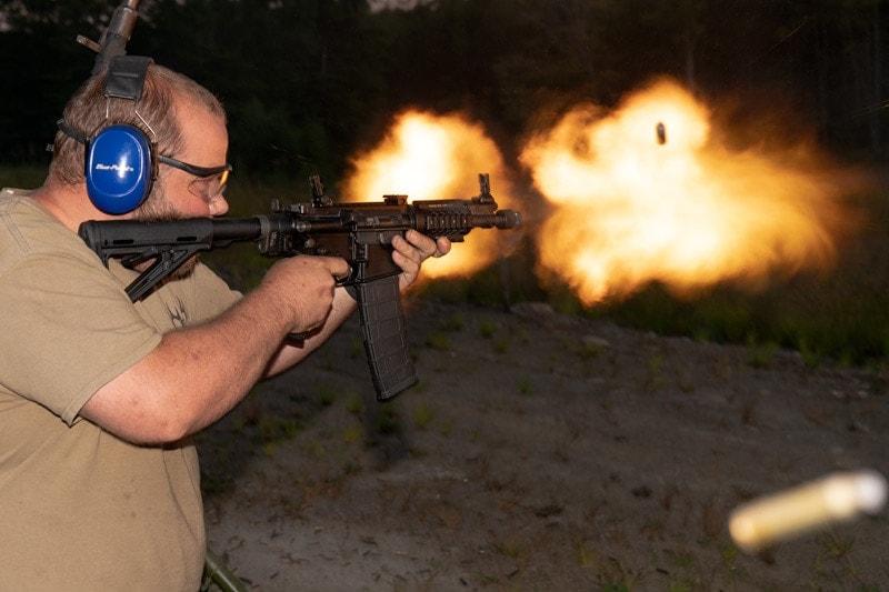 Williams Machine Gun Mafia AR-15