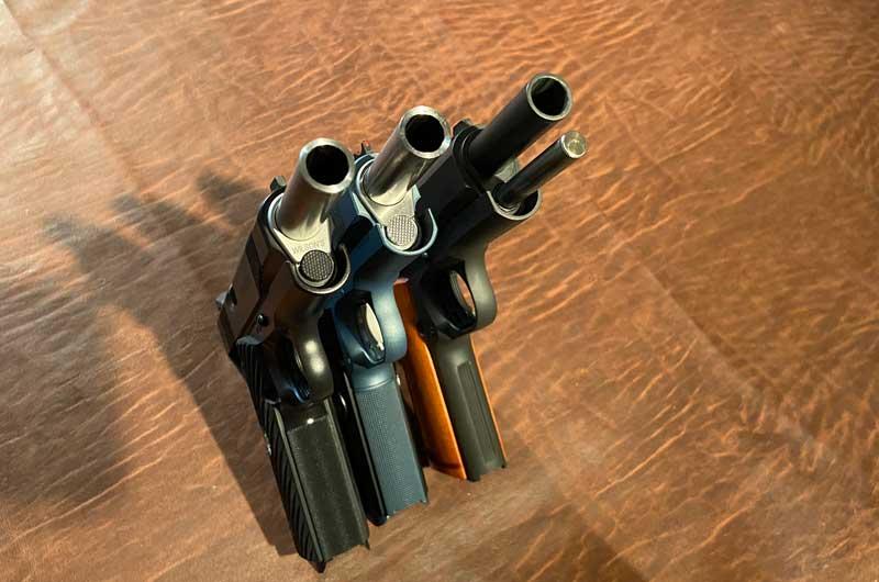 1911 barrels