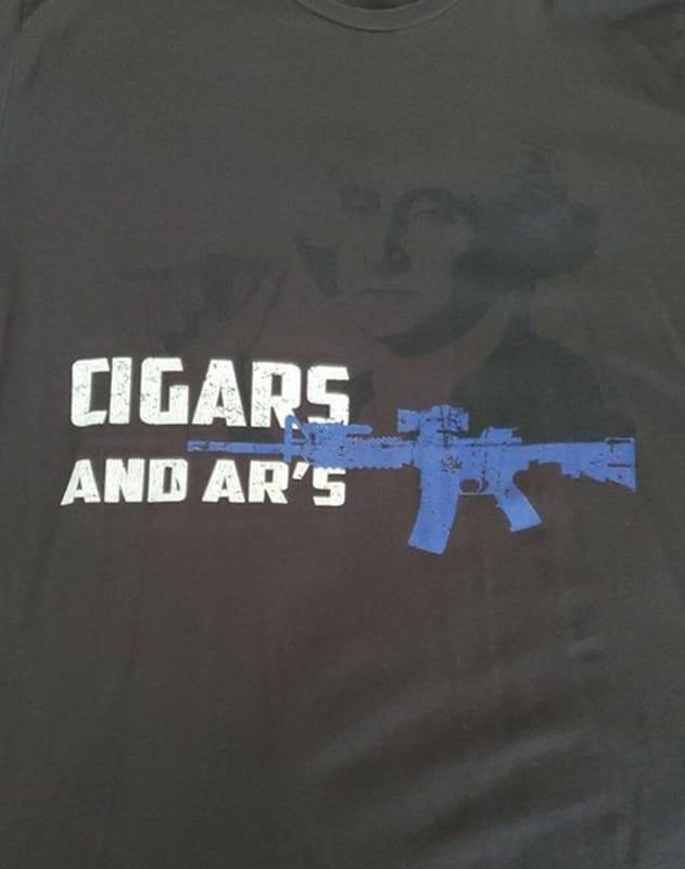 best gun tattoo t-shirts