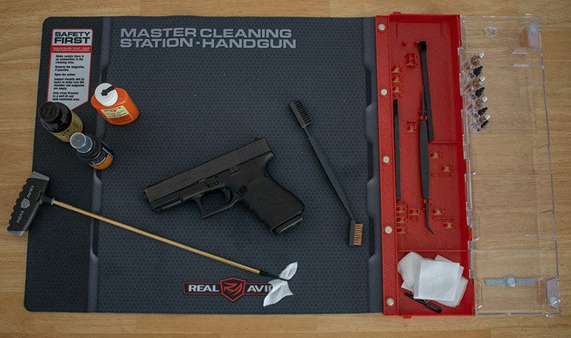 Glock cleaning