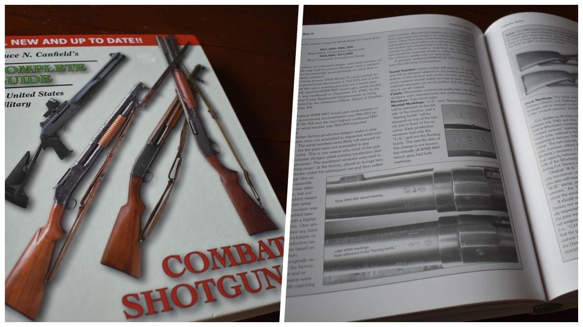 Combat Shotguns Bruce Canfield