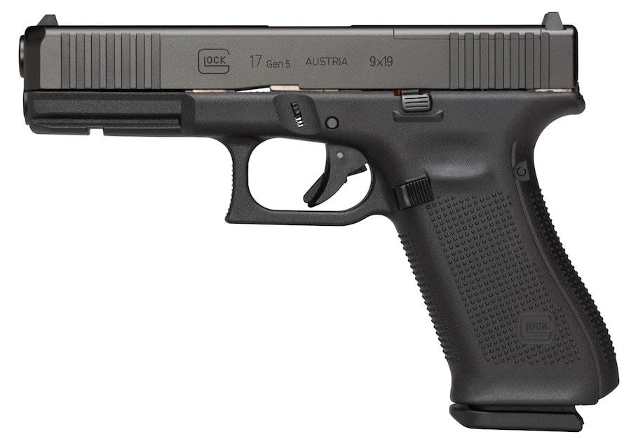 Glock Gen 5 MOS G17