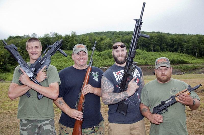 Williams Machine Gun Mafia