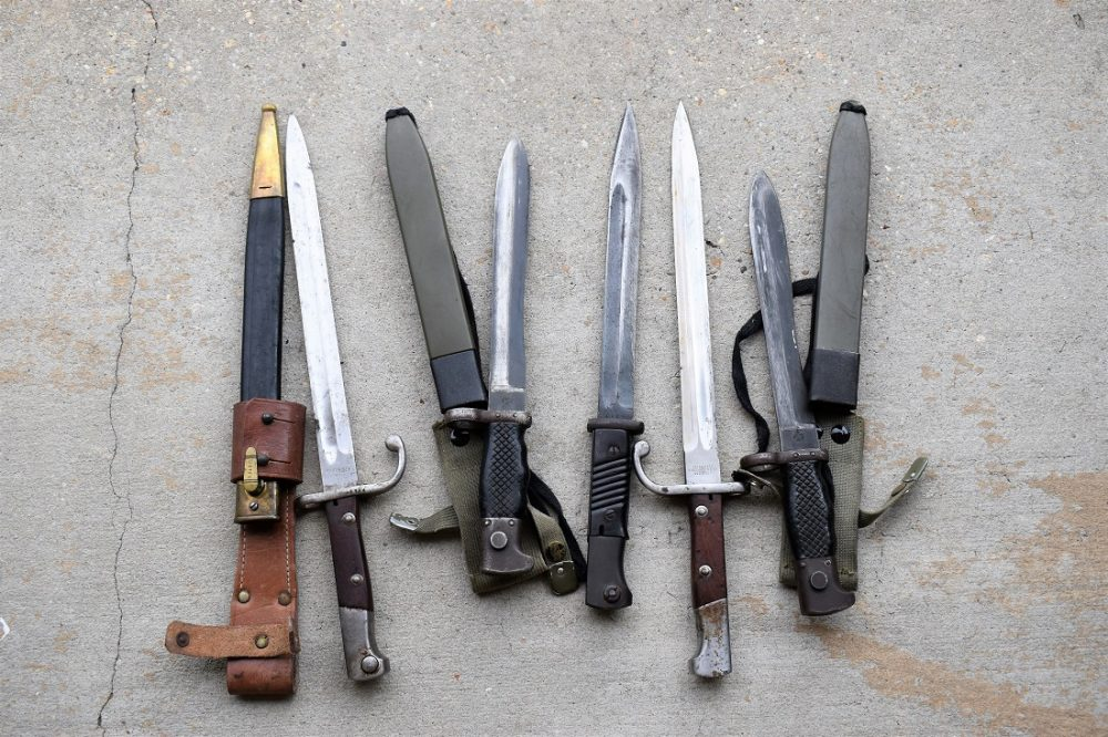 Mauser bayonets