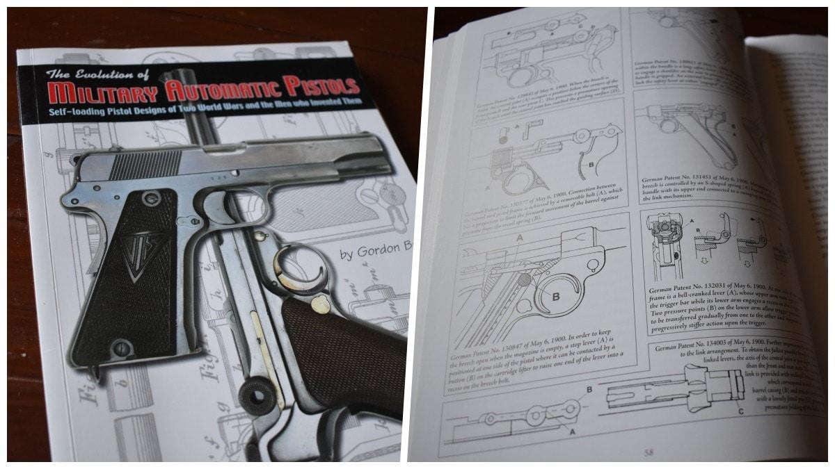 Military Automatic Pistols Bruce Gordon