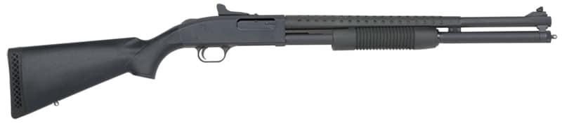 affordable dependable home defense shotguns Mossberg 500 12-gauge
