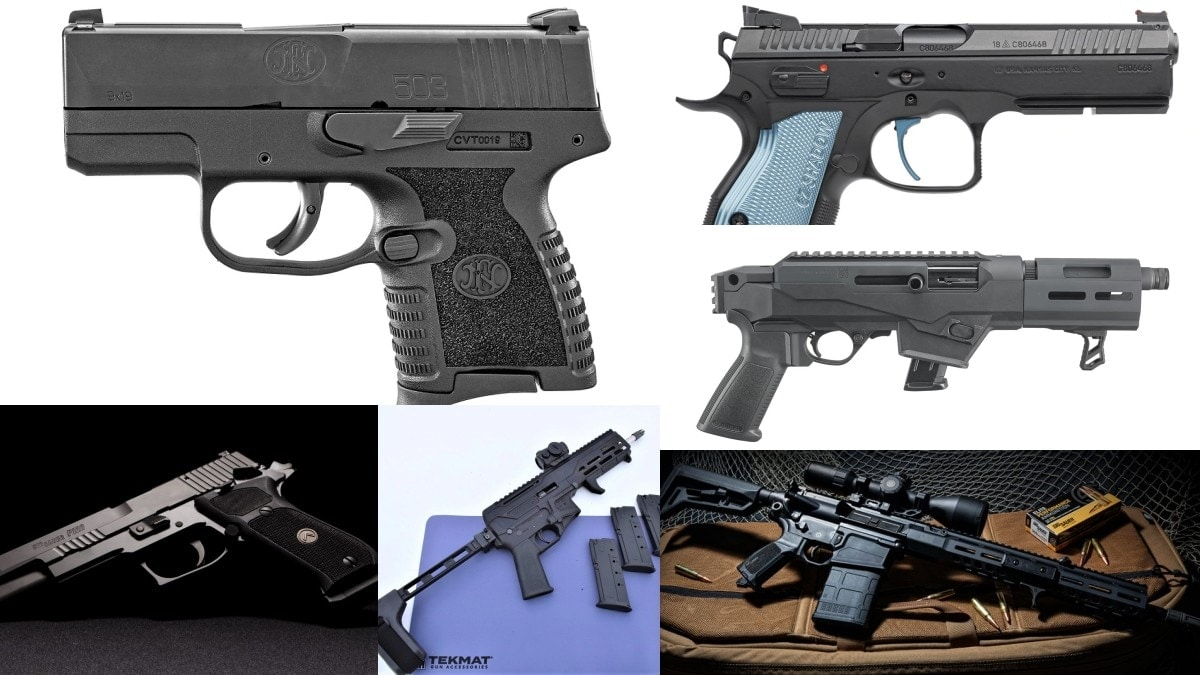 The New Guns That Should Have Been at NRAAM 2020