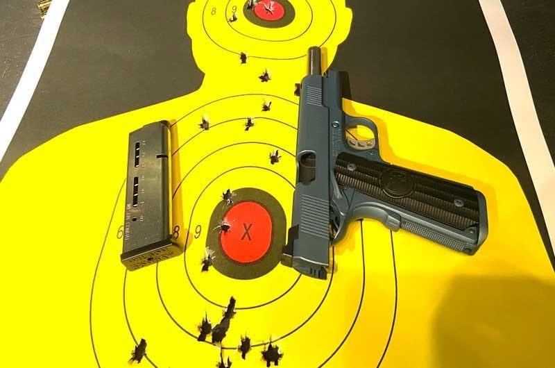 Nighthawk accuracy test