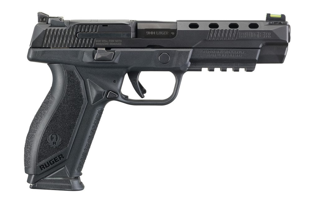 Ruger American Pistol Competition 2