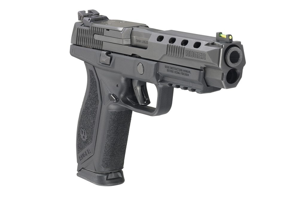 Ruger American Pistol Competition 3