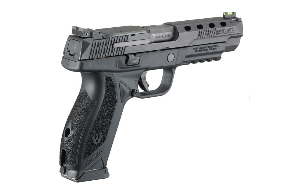 Ruger American Pistol Competition 4
