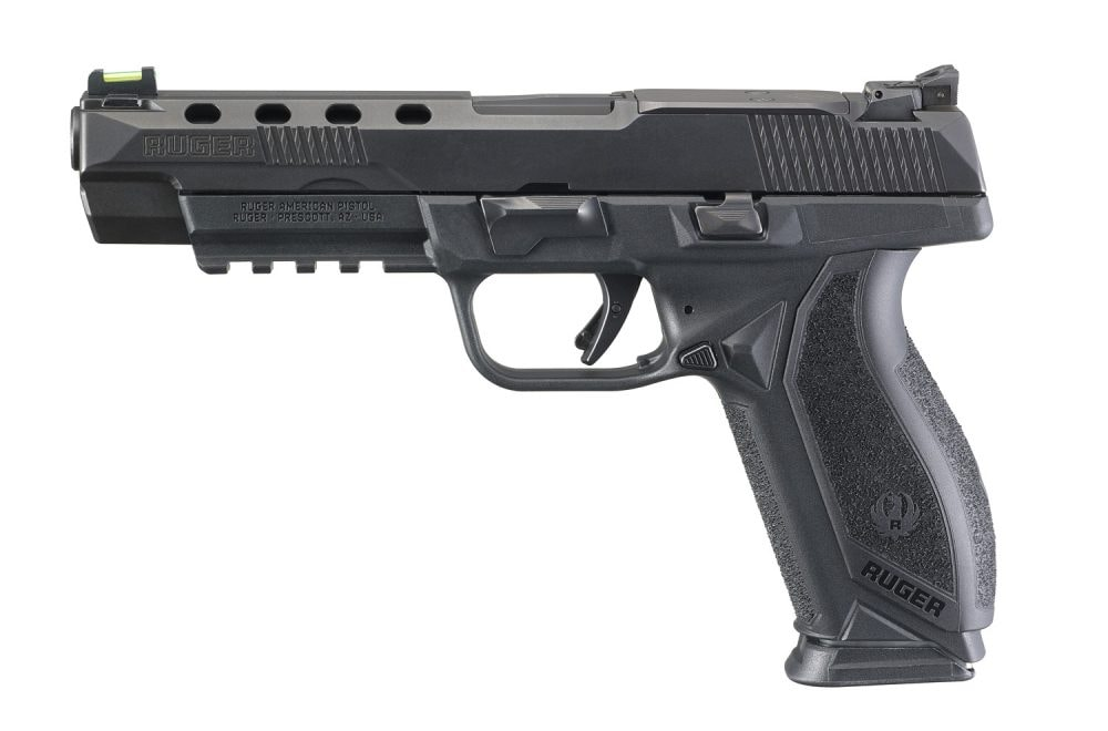 Ruger American Pistol Competition, right side view