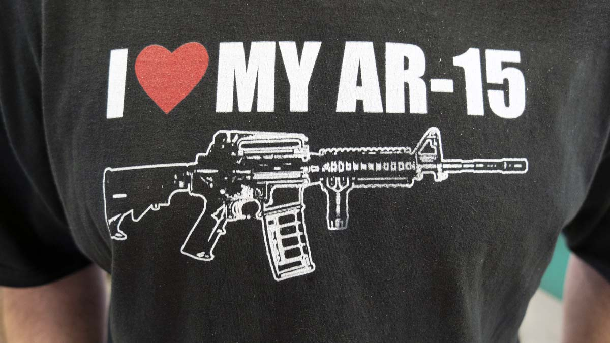 Fun Gun T-shirts From Over The Years