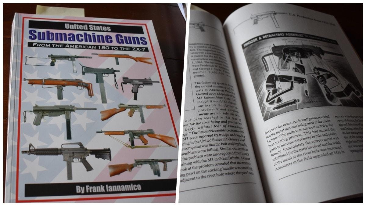United States Submachine Guns