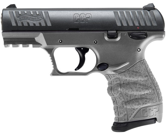 Walther CCP M2 in Tungsten