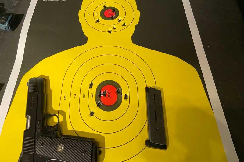 Wilson Combat accuracy test