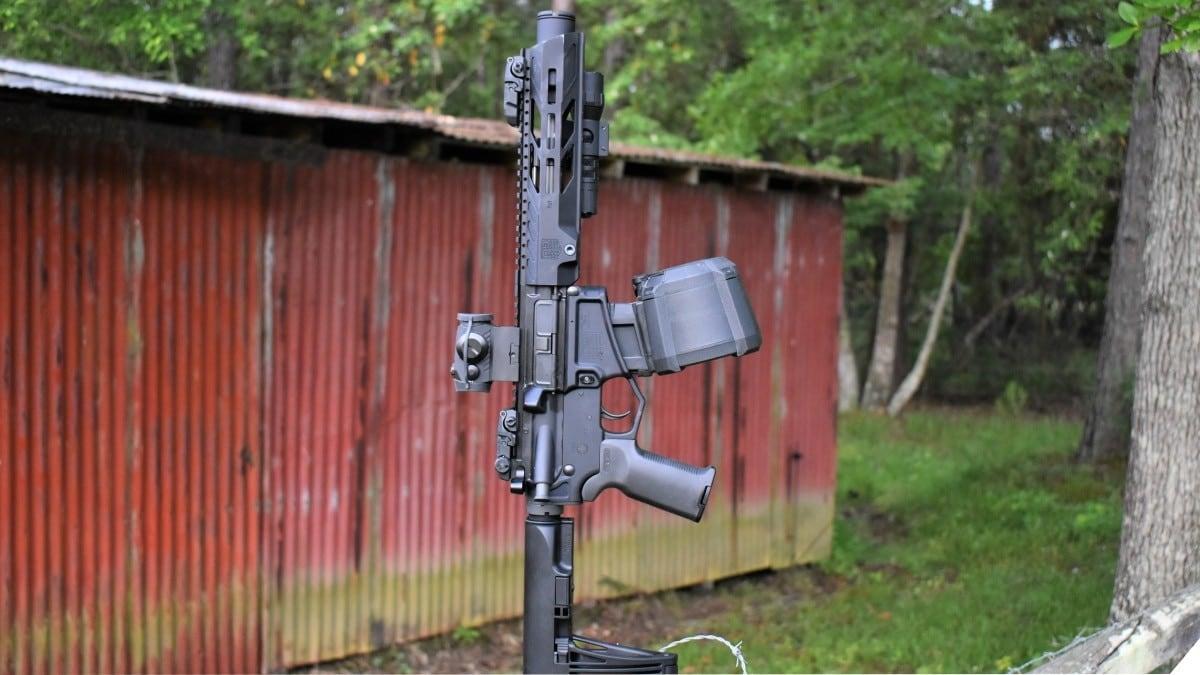 Gun Review: Initial Look at the Diamondback DB15 Pistol