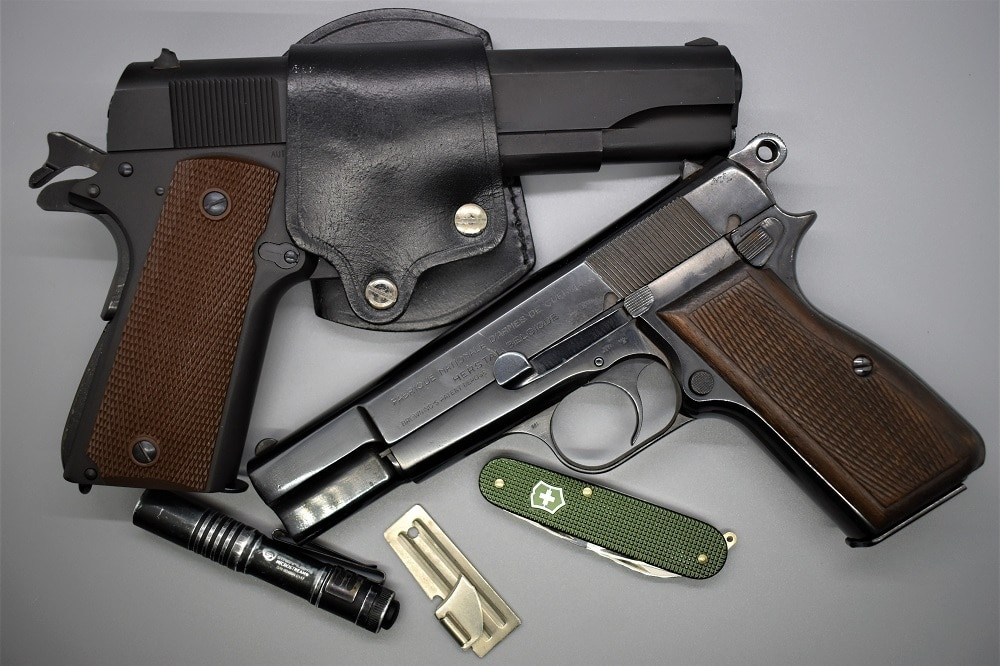 Are John Browning Best Known Kids Still Up to Muster for EDC top