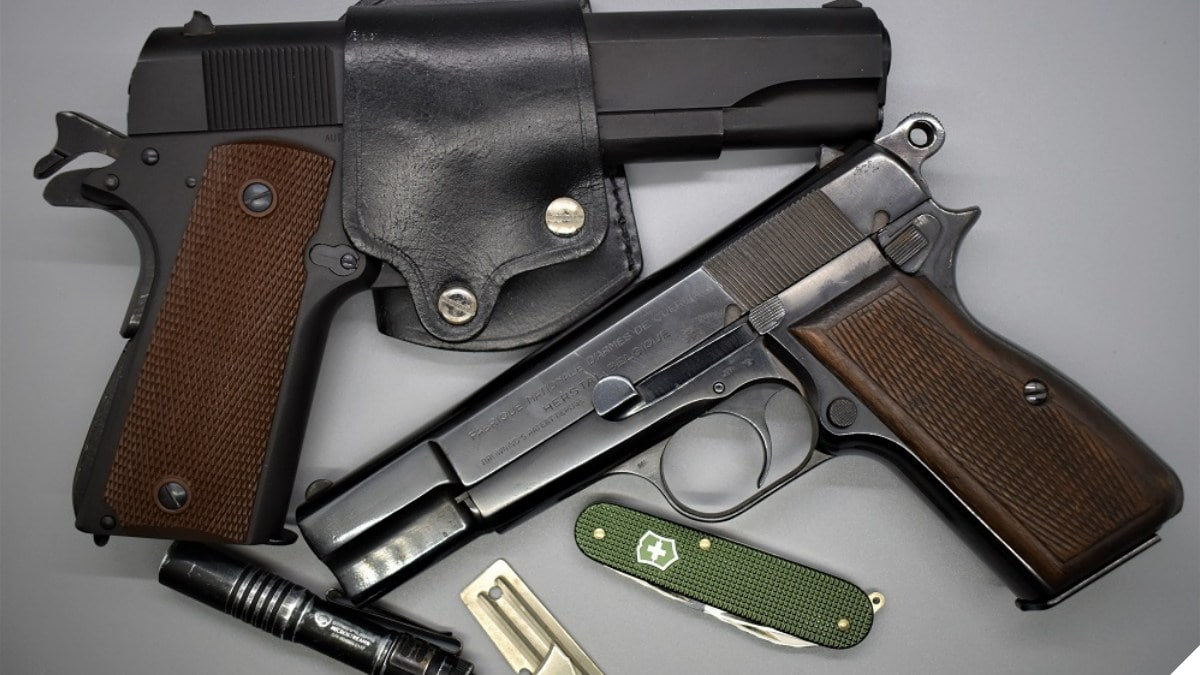 Are John Browning's Best Known Kids Still Up to Muster for EDC