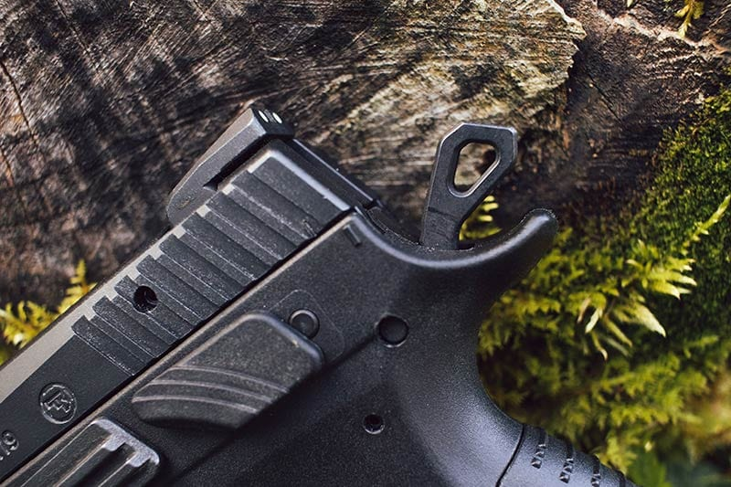 CZ P-09 Hammer