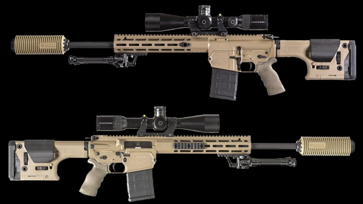 Colt Canada C20 rifle