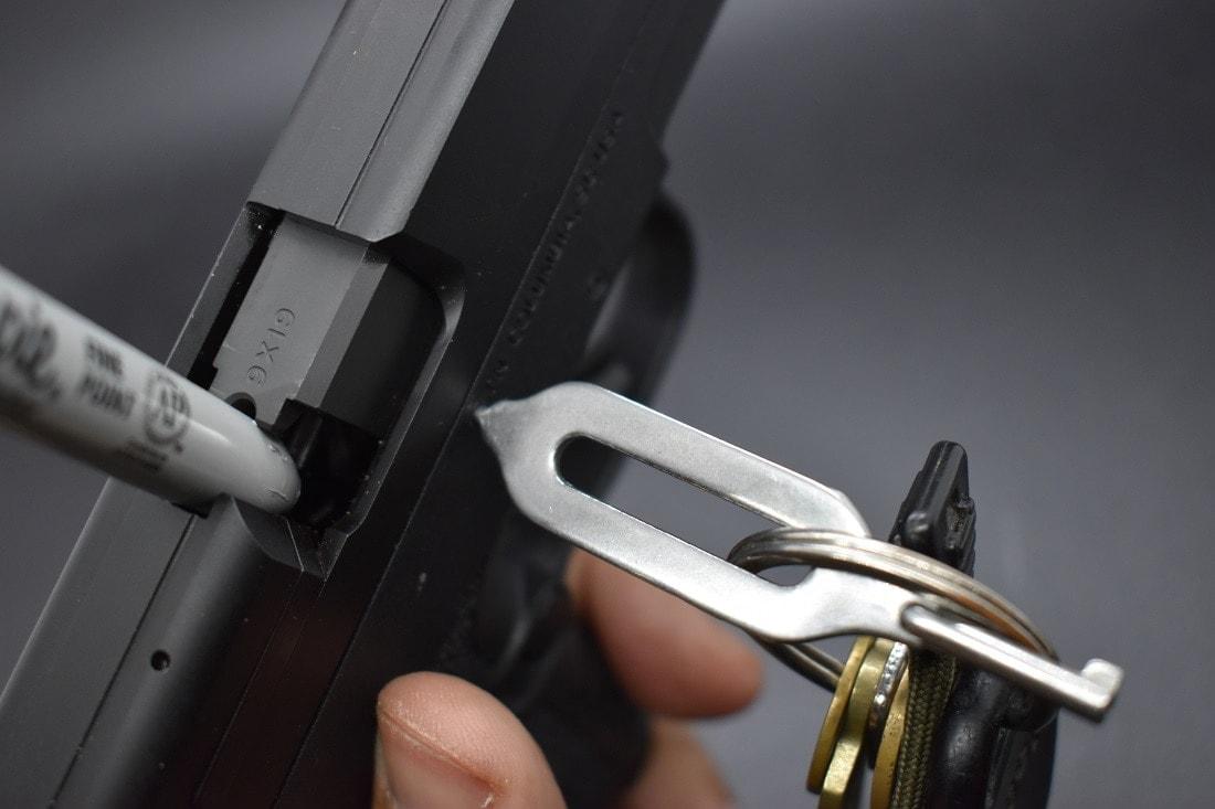 FN Model 503 Pistol