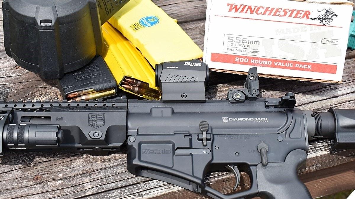 Gun Review: Diamondback DB15 Pistol After 500 Rounds & Some Gel