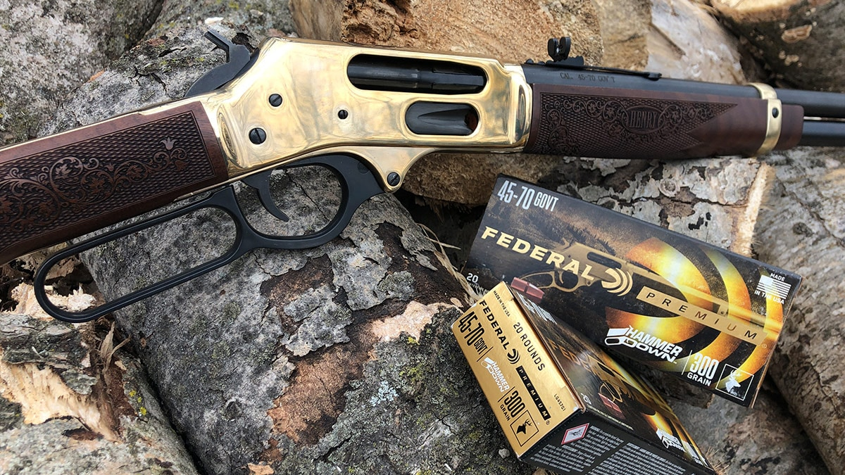 Why We're Excited About Henry's .45-70 and .410 Side Gates