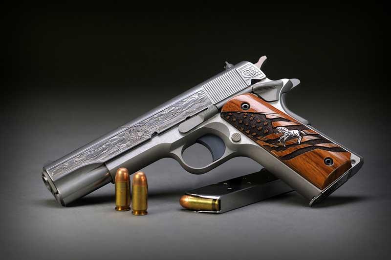 Colt Iwo Jima