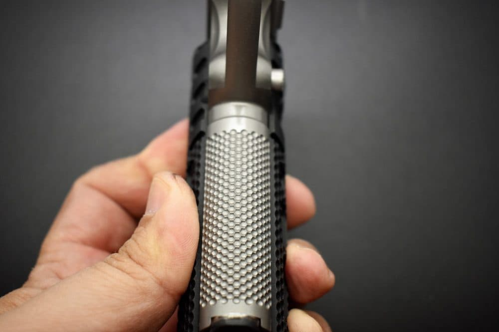 Kimber Rapide Black Ice in 10mm (10)
