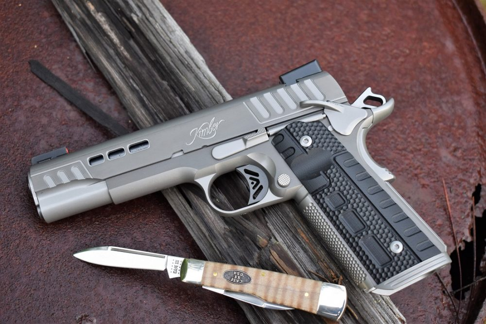 Kimber Rapide Black Ice in 10mm (2)