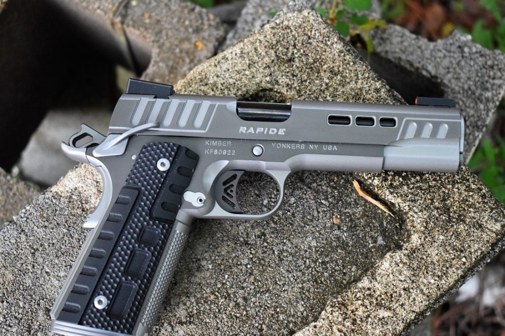 Kimber Rapide Black Ice in 10mm (3)