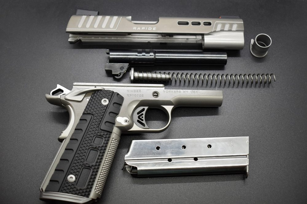 Kimber Rapide Black Ice in 10mm (7)