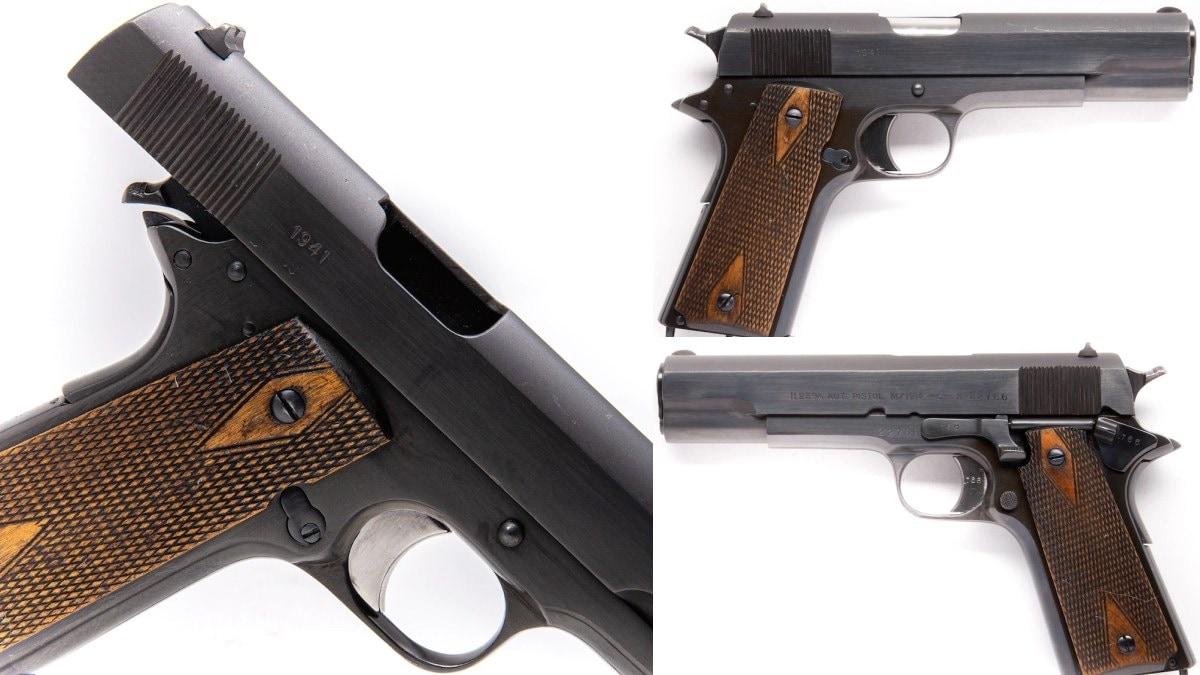 Kongsberg Colt 22766 1941